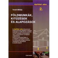Földmunkák, kitűzések és alapozások