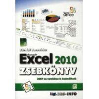 Microsoft Excel 2010 zsebkönyv