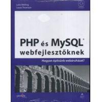 PHP és MySQL webfejlesztőknek - Hogyan építsünk webáruházat?