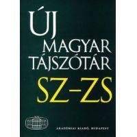 Új magyar tájszótár 5. - Sz-Zs