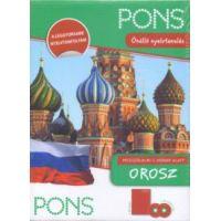 PONS - Megszólalni 1 hónap alatt - Orosz (2 db audio CD-vel)