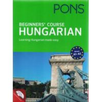 Pons Beginners' Course - Hungarian - with CD