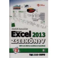 Microsoft Excel 2013 zsebkönyv