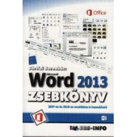 Microsoft Word 2013 zsebkönyv