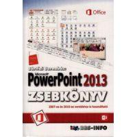 Microsoft PowerPoint 2013 zsebkönyv