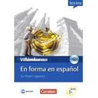 En forma en espanol - Villámkurzus, CD-melléklettel