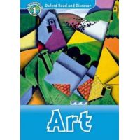 Art - Oxford Read and Discover 1 - Audio CD Pack
