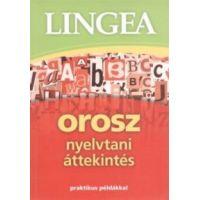 Lingea orosz nyelvtani áttekintés