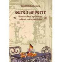 Guten Appetit - Német szakmai nyelvkönyv szakácsok, cukrászok számára