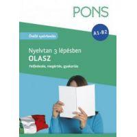 PONS Nyelvtan 3 lépésben OLASZ A1-B2