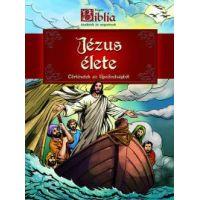 Képes Biblia-Jézus élete