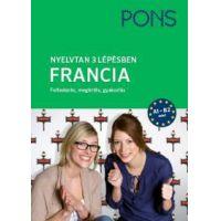 PONS Nyelvtan 3 lépésben - Francia A1-B2