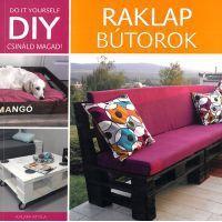 DIY - Raklap bútorok