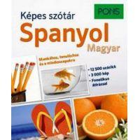 PONS Képes szótár - Spanyol - A1-B2 szint