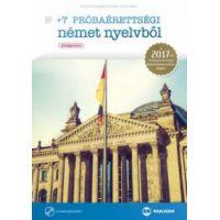 7 próbaérettségi német nyelvből (középszint) CD-vel