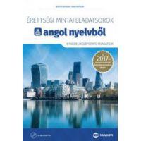 Érettségi mintafeladatsorok angol nyelvből (8 írásbeli középszintű feladatsor) CD-vel