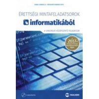 Érettségi mintafeladatsorok informatikából (8 gyakorlati középszintű feladatsor) CD-vel