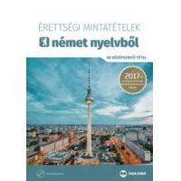 Érettségi mintatételek német nyelvből (80 középszintű tétel) - CD-melléklettel