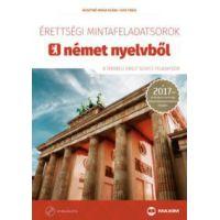 Érettségi mintafeladatsorok német nyelvből (8 írásbeli emelt szintű feladatsor) - CD-melléklettel