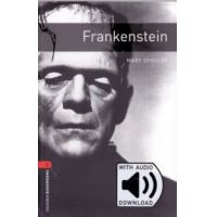 Frankenstein - Oxford Bookworms Library 3 - MP3 Pack