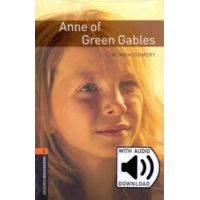 Anne Of Green Gables - Oxford Bookworms Library 2 - MP3 Pack