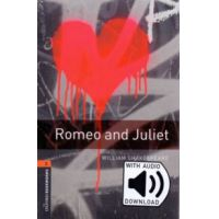 Romeo & Juliet - Oxford Bookworm Library 2 - Enhanced mp3 pack
