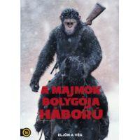 A majmok bolygója - Háború (DVD)