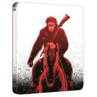 A majmok bolygója - Háború (3D Blu-ray+BD) - limitált, fémdobozos változat (steelbook)