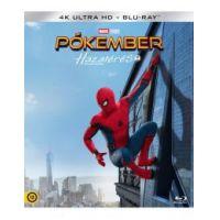 Pókember - Hazatérés (UHD+Blu-ray)