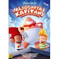 Alsógatyás kapitány: Az első nagyon nagy film (DVD) (DreamWorks gyűjtemény)