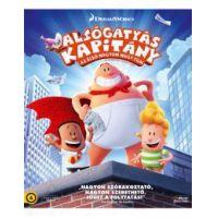 Alsógatyás kapitány: Az első nagyon nagy film (Blu-ray)