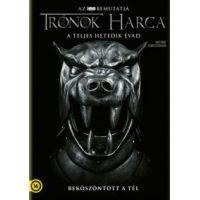 Trónok Harca 7. évad (5 DVD)  *Clegane csomagolás*