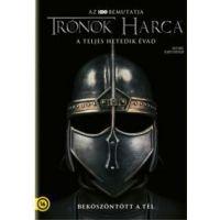 Trónok Harca 7. évad (5 DVD) *Makuláltlan csomagolás*