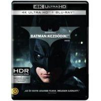 Batman - Kezdődik (4K Ultra HD (UHD) + BD + bónusz BD)