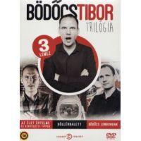 Bödőcs Trilógia 3 Lemez (DVD)