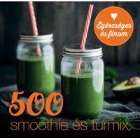 500 smoothie és turmix