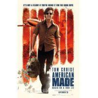 Barry Seal: A beszállító - limitált, fémdobozos változat (steelbook) (Blu-ray)
