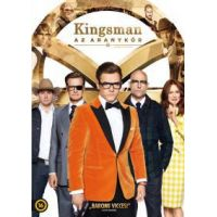 Kingsman: Az aranykör (DVD)