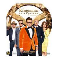 Kingsman: Az aranykör (Blu-ray)