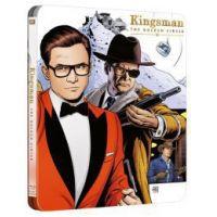 Kingsman: Az aranykör - limitált, fémdobozos változat (steelbook) (Blu-ray)