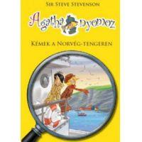 Agatha nyomoz 10. - Kémek a Norvég-tengeren