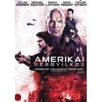 Amerikai bérgyilkos (DVD)
