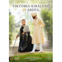 Viktória királynő és Abdul (DVD)