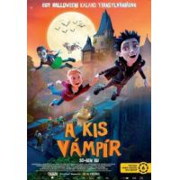 A kis vámpír (DVD)