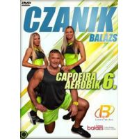 Czanik Balázs: Capoeira aerobik 6. (DVD)