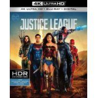 Az Igazság Ligája (4K UHD Blu-ray + BD)