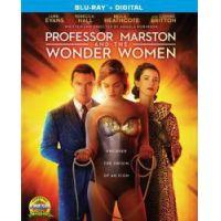 Marston professzor és a két Wonder Woman (Blu-ray)