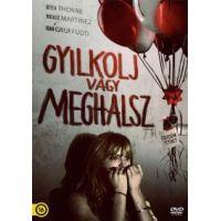 Gyilkolj vagy meghalsz (DVD)