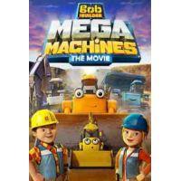 Bob, a mester - Megamasinák (DVD)
