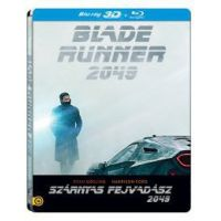 Szárnyas fejvadász 2049 (3D Blu-ray+BD) -